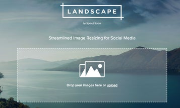 Landscape Is a Free Web Service That Sizes Photos For Any Social Media Channel