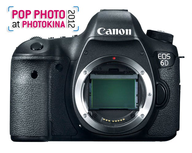 Canon 6D Main Photokina