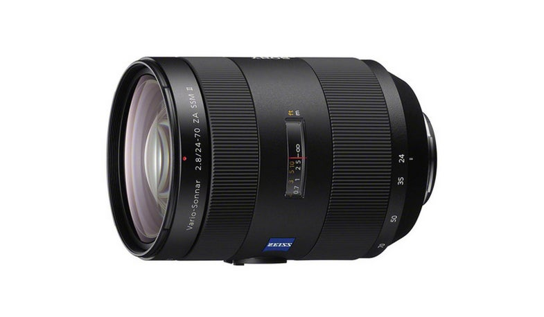 New Gear: Sony Updates 24-70mm F/2.8 and 16-35mm F2.8 A-Mount Lenses