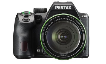 New Gear: The Pentax K-70 DSLR Offers Flagship Features and a Rugged Body