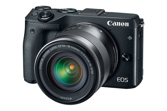 Canon Bringing the EOS M3 Mirrorless Camera to the US This Fall