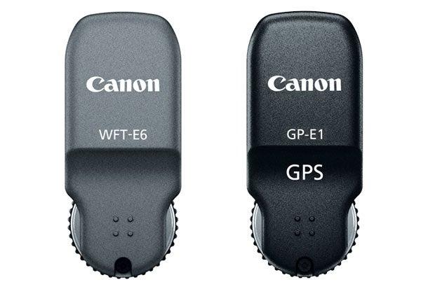 Canon WFT and GP-E1 Main