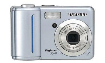 Camera Review: Samsung Digimax S600