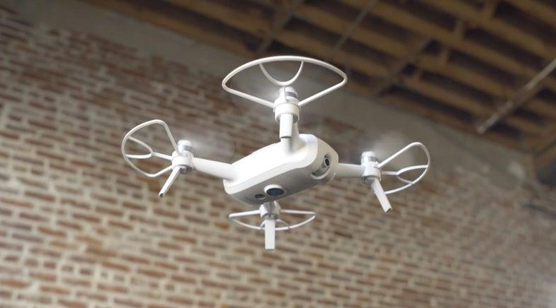Yuneec Breeze Compact 4K Camera Drone