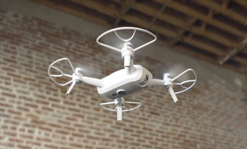 Yuneec Breeze is a Compact Camera Drone with an Emphasis on Easy Flying