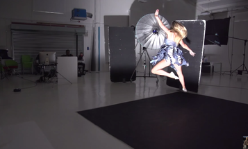 Photogrpapher Karl Taylor Explains How to Shoot Dancing Photos With Flash and Motion Blur