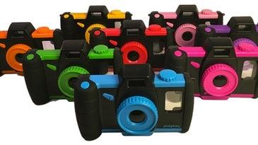 The Pixlplay smartphone case.