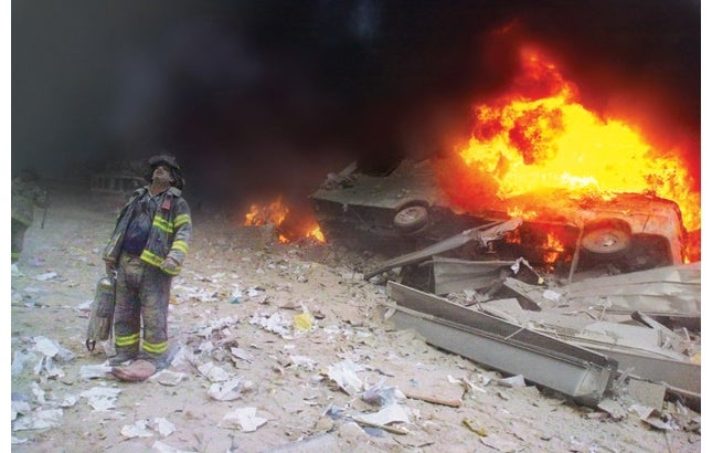 American Photo 9/11