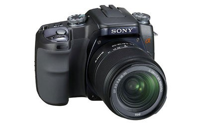 Hands-On-Sony-Alpha-100-DSLR
