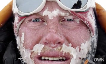 The Inspiring Story Of Adventure Photographer Cory Richards (From Super Soul Sunday On OWN)