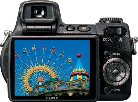 """Sony-Cyber-shot-DSC-H9-digital-camera"""