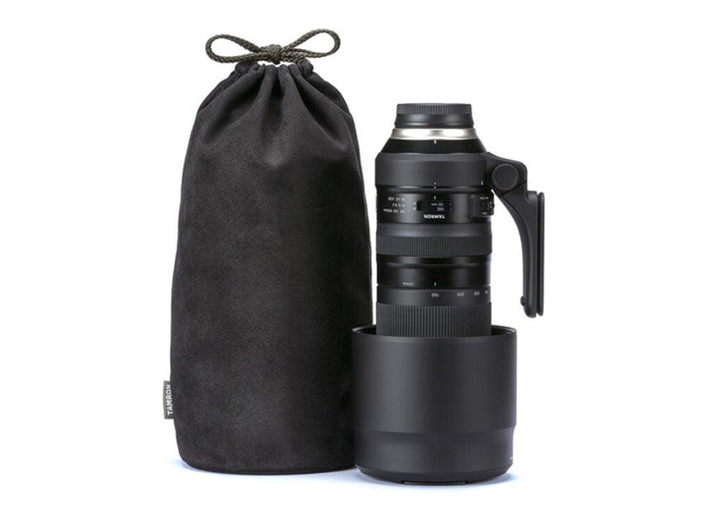 Tamron SP 150-600mm Zoom Lens