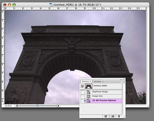 """""""Photoshop-CS3-HDR-The-slider-on-the-bottom-of-the"""""""