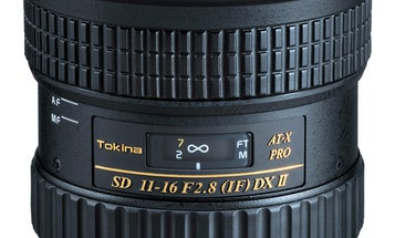 New Gear: Tokina AT-X 11-16mm F/2.8 type-II Heads to Sony Alpha Mount