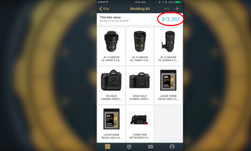 MyGearVault App Is Designed to Keep Your Camera Equipment Organized and Safe