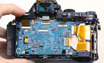 Sony A7r Teardown Reveals Remarkably Easy Disassembly