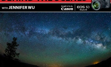 BEHIND THE SCENES WITH the Canon EOS 5D Mark III: Explorer of Light Photographer, Jennifer Wu [Sponsored Post]
