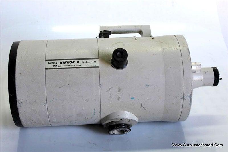 Nikon 2000mm C Lens