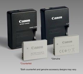 canon counterfeit