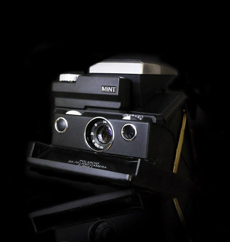 Mint SLR670-S Instant Photography Camera