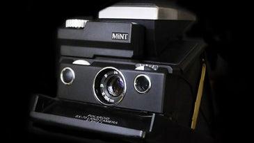 Mint SLR670-S Instant Photography Camera