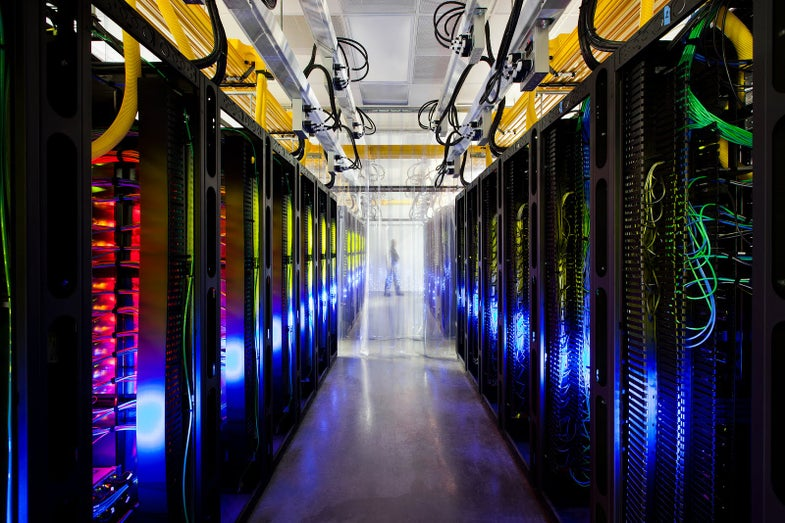 Google Data Centers Article