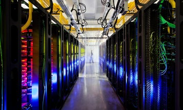 Interview: Connie Zhou On Being The First Photographer Inside Google's Massive Data Centers