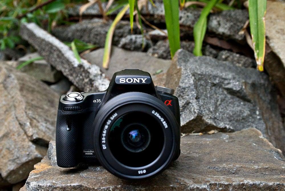 Sony A35 Main