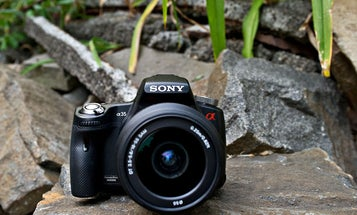 New Gear: Sony A35 Entry-Level DSLR