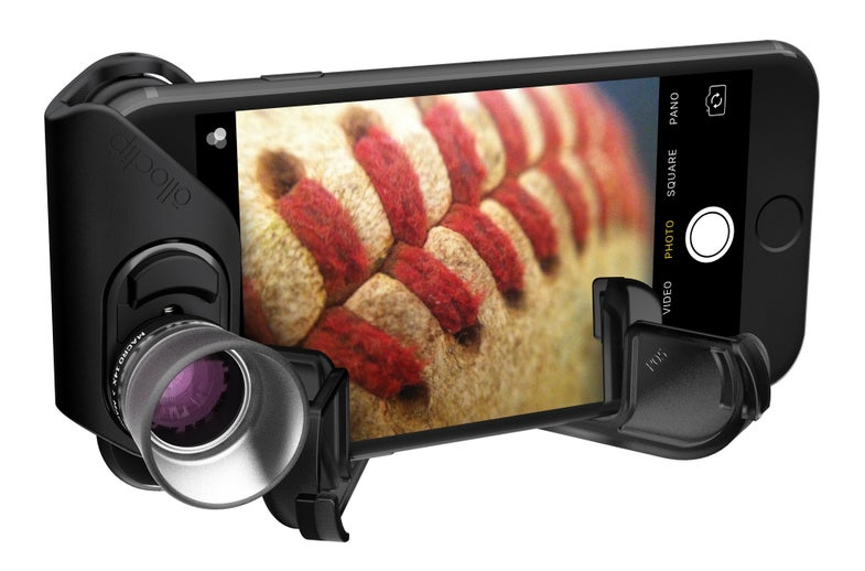 Olloclip lens kits for iPhone 7 and iPhone 7 Plus