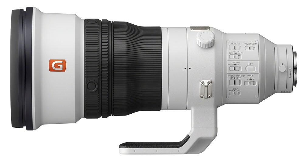 Sony FE 400mm f2.8 GM OSS profile