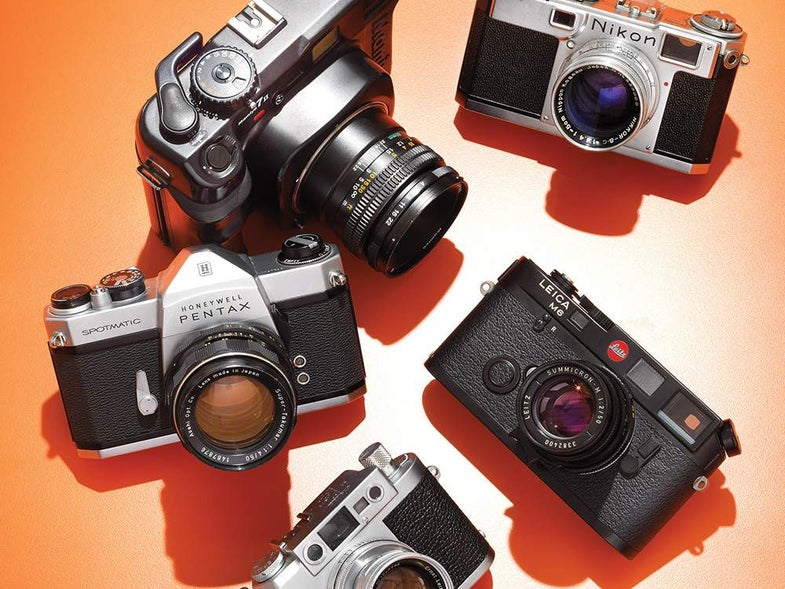 Vintage Camera Collecting Guide