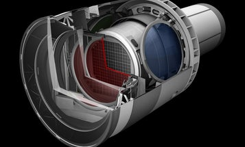 3,200 Megapixel Camera to Map the Universe in 3D