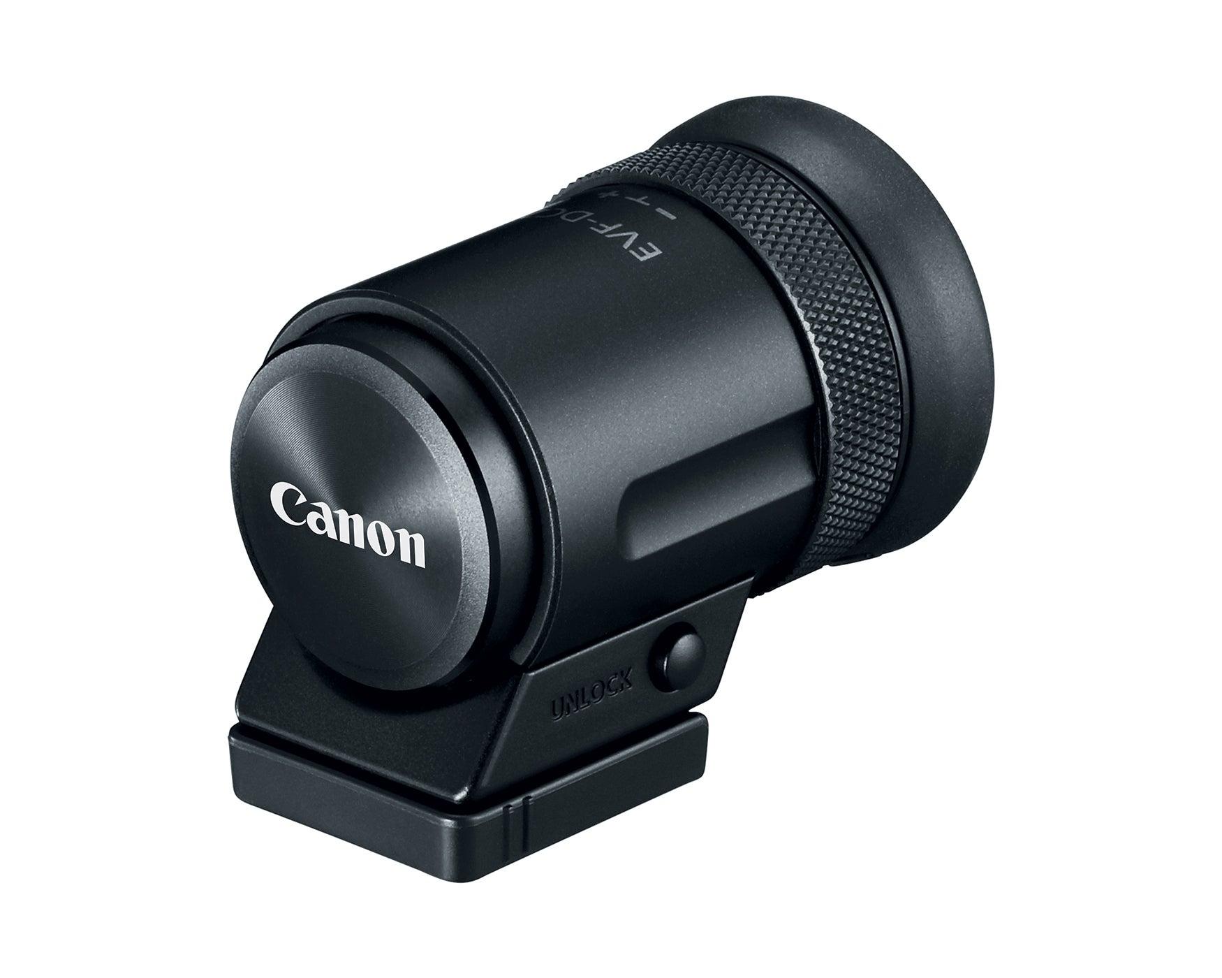 Canon EOS M6 Mirrorless Camera Viewfinder