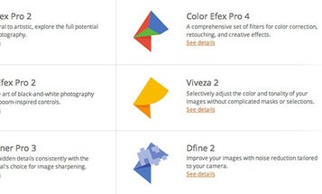 Google Nik Collection Offers All Six Familiar Plug-Ins For $150