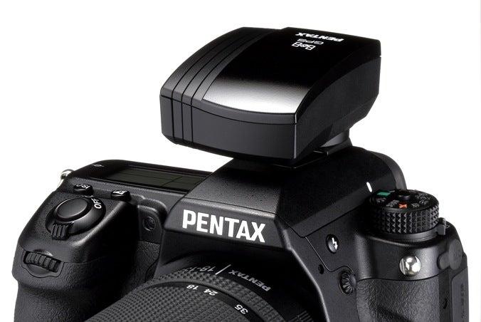 Pentax GPS
