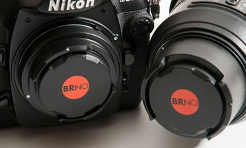 BRNO Dri+Cap Protects Lenses From Fungus