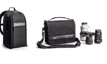 New Gear: Think Tank Urban Approach Camera Bags and CF/SD + Battery Compact Wallet