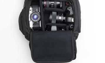 Brevite Camera Backpacks Sport Low-Profile Looks