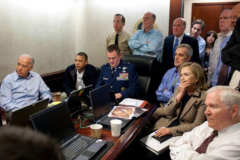 Obama Situation Room
