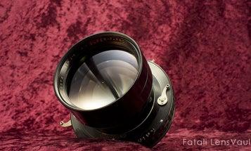 eBay Watch: Super Farron 76mm F/0.87 Lens