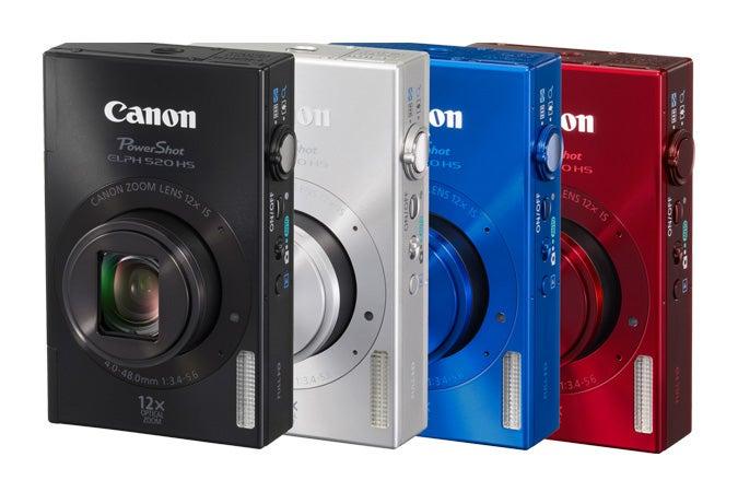 Canon elph 520