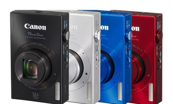New Gear: Canon PowerShot Elph 520 HS and Elph 110 HS