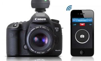 New Gear: Satechi Smart Trigger Controls Your DSLR via Bluetooth