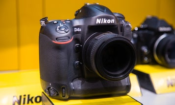 The Best Camera and Photo Gear from CES 2014
