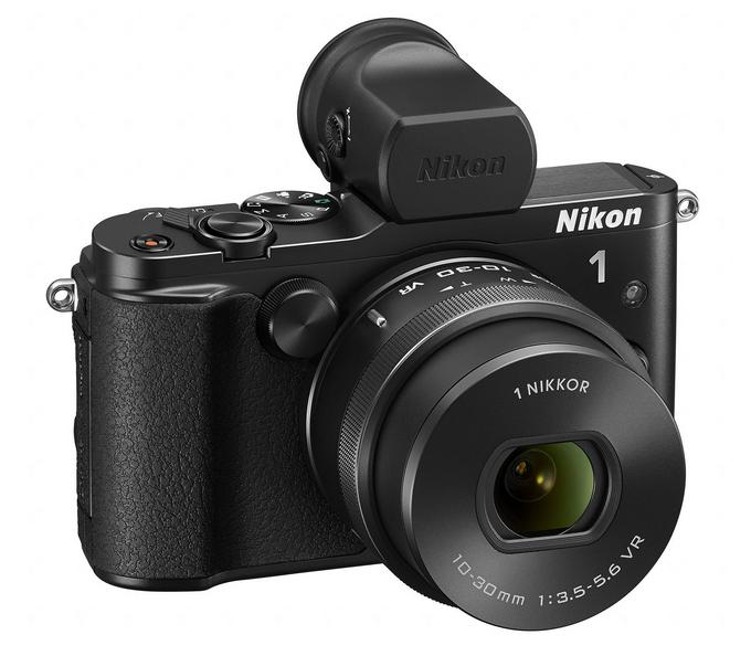 NIkon 1 V3 Interchangeable-Lens Compact Camera