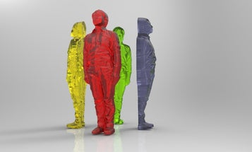 3D Printing Can Turn You Into a Candy Sculpture