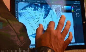 Adobe Working on Adding Full Touch Compatibility To Photoshop CC