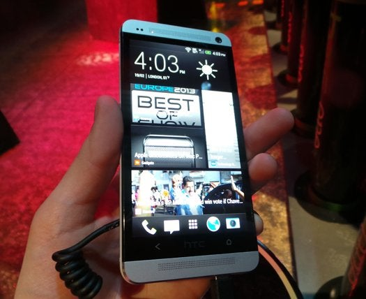 HTC One Main