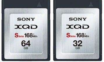 New Gear: Sony XQD S Cards Surpass CF For Speed